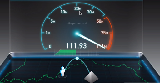 What is a good internet speed for gaming?