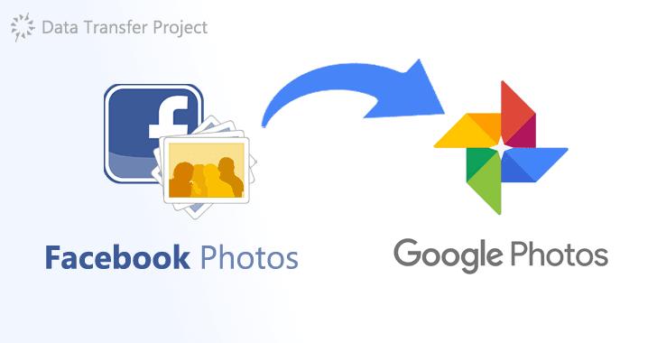 How to save all your  Facebook photos to Google Photos
