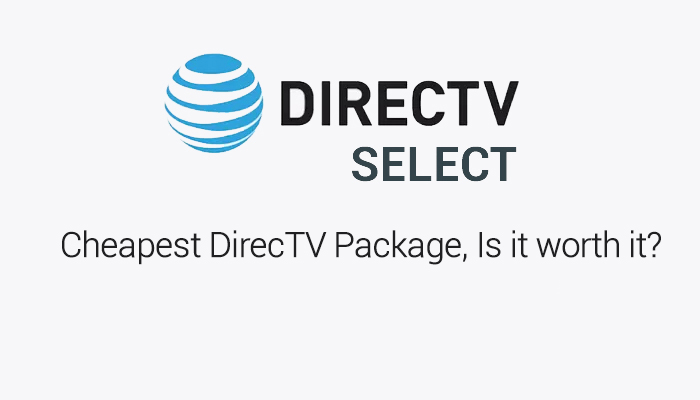 How Much Does the Cheapest DirecTV Package Cost?