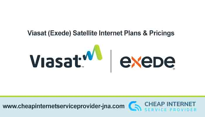Viasat (Exede) Satellite Internet Plans & Pricings
