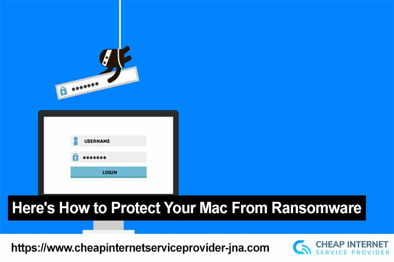Here's How to Protect Your Mac From Ransomware