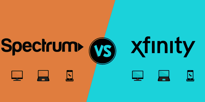 The Comparison: Comcast Xfinity and Charter Spectrum