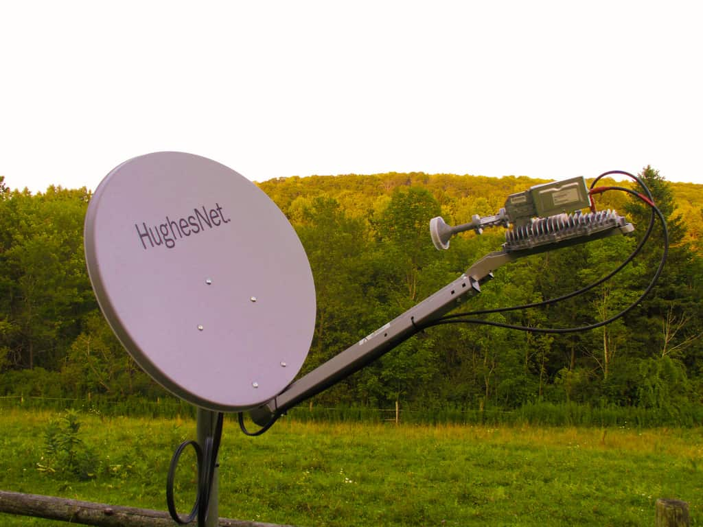 HughesNet Satellite Internet Review 2021
