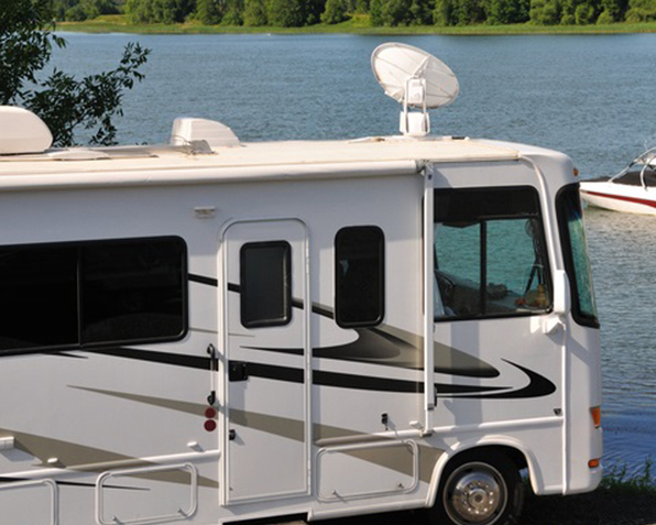 The 2021 Guide to RV Satellite Dishes