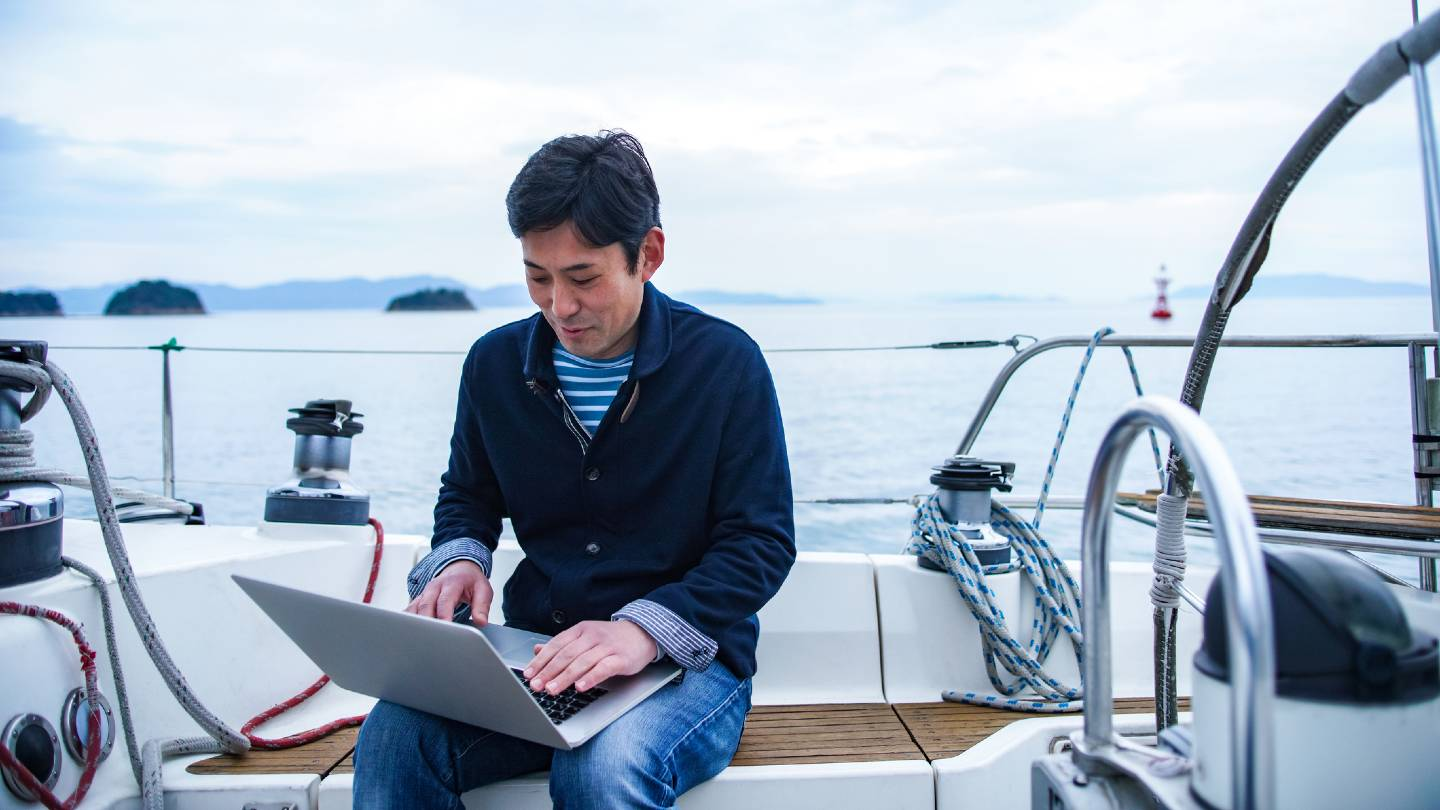 Best internet Connections for boats