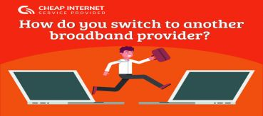 Switch Internet Providers: How to Switch To A Better Option?