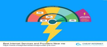 Best Internet Services and Providers Near me