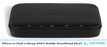 Where to Find a Cheap AT&T Mobile Broadband Plan?