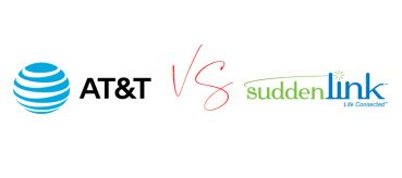 AT&T vs SUDDENLINK 2021 Comparison