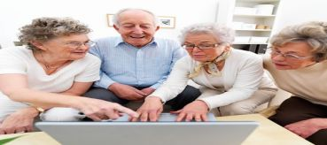 A Guide For Old Americans to Use the Internet Efficiency